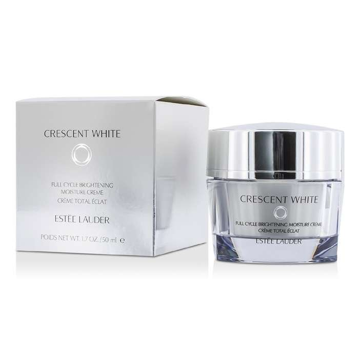 ครีมทาผิวขาว Crescent White Full Cycle Brightening Moisture Creme
